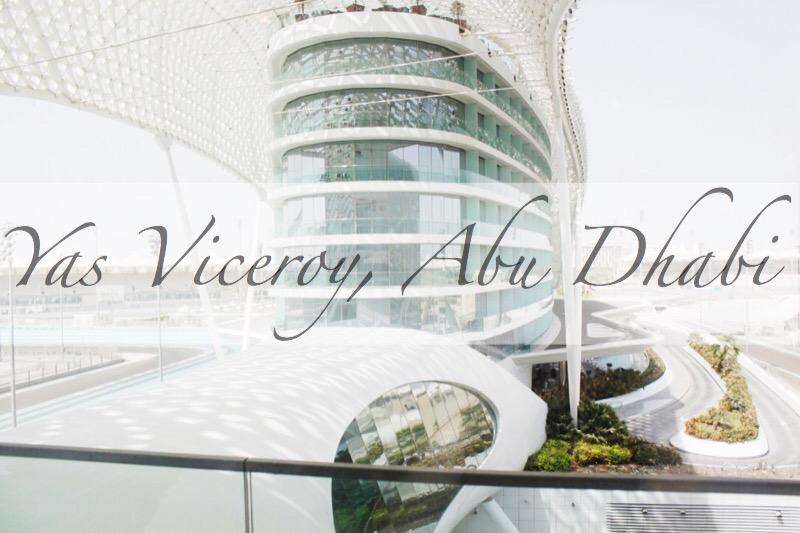 Hotel: Yas Viceroy, Abu Dhabi