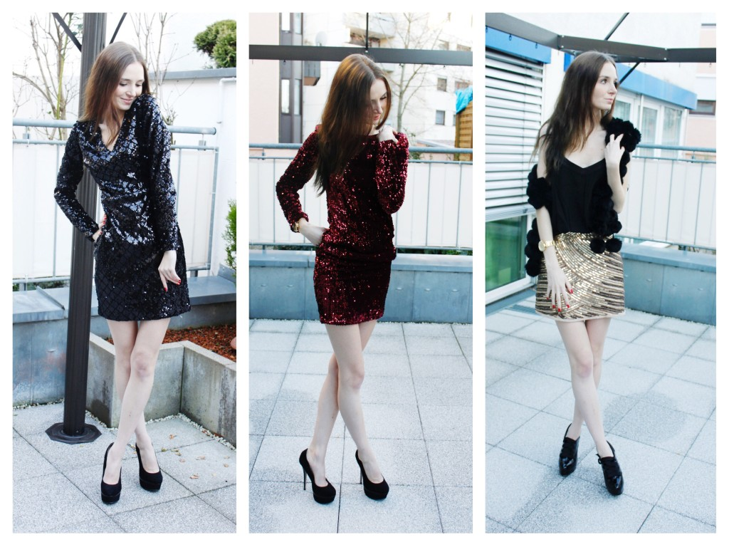 Christmas-Silvester Looks: All that Glitters!
