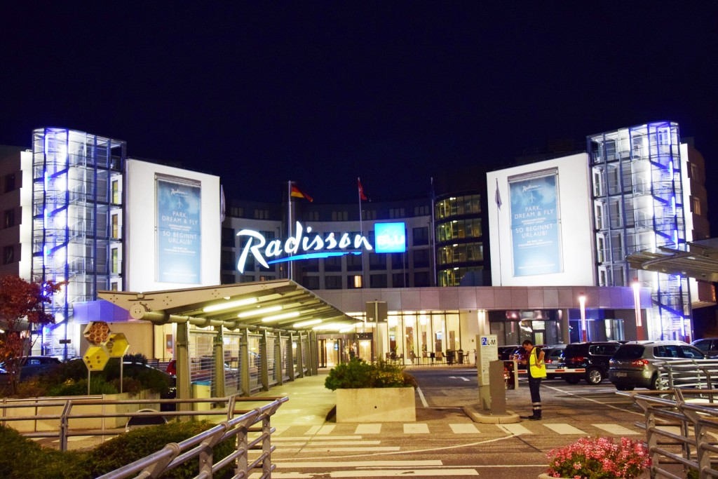 REVIEW: Hotel Radisson Blu Hamburg Airport