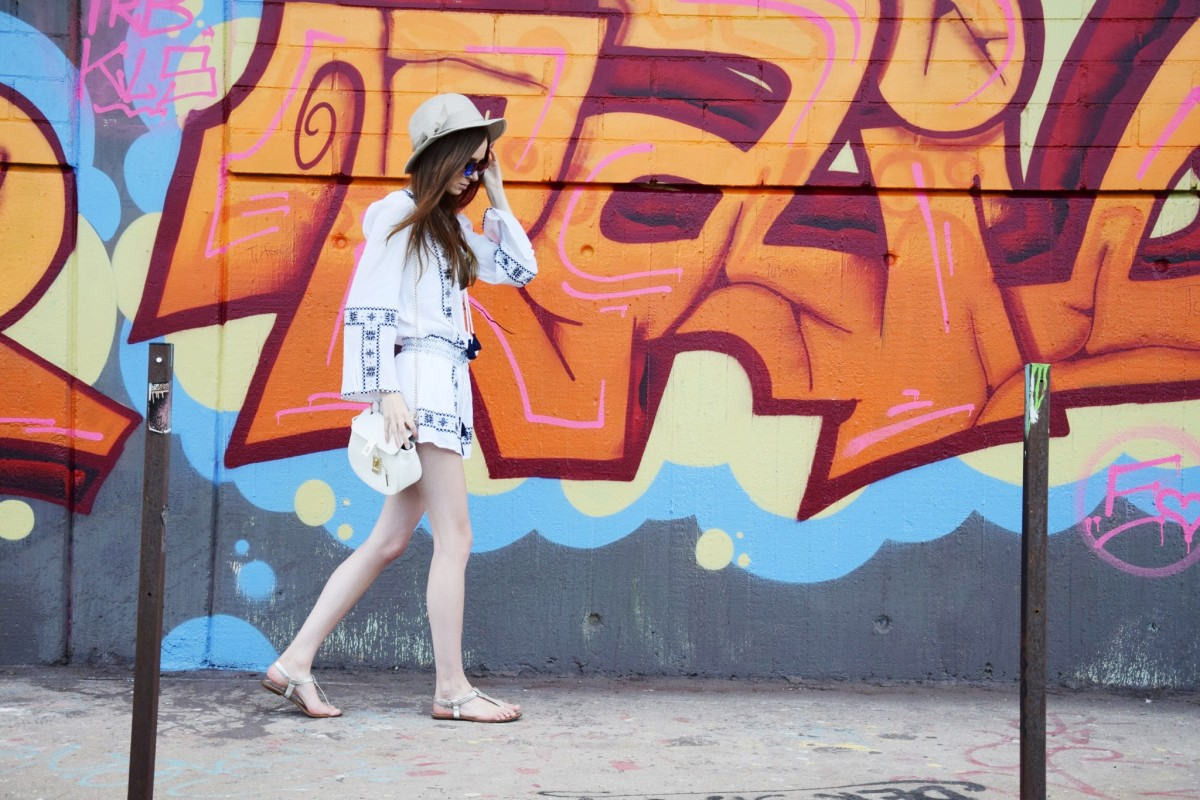 OUTFIT: RIOT OF COLOUR!