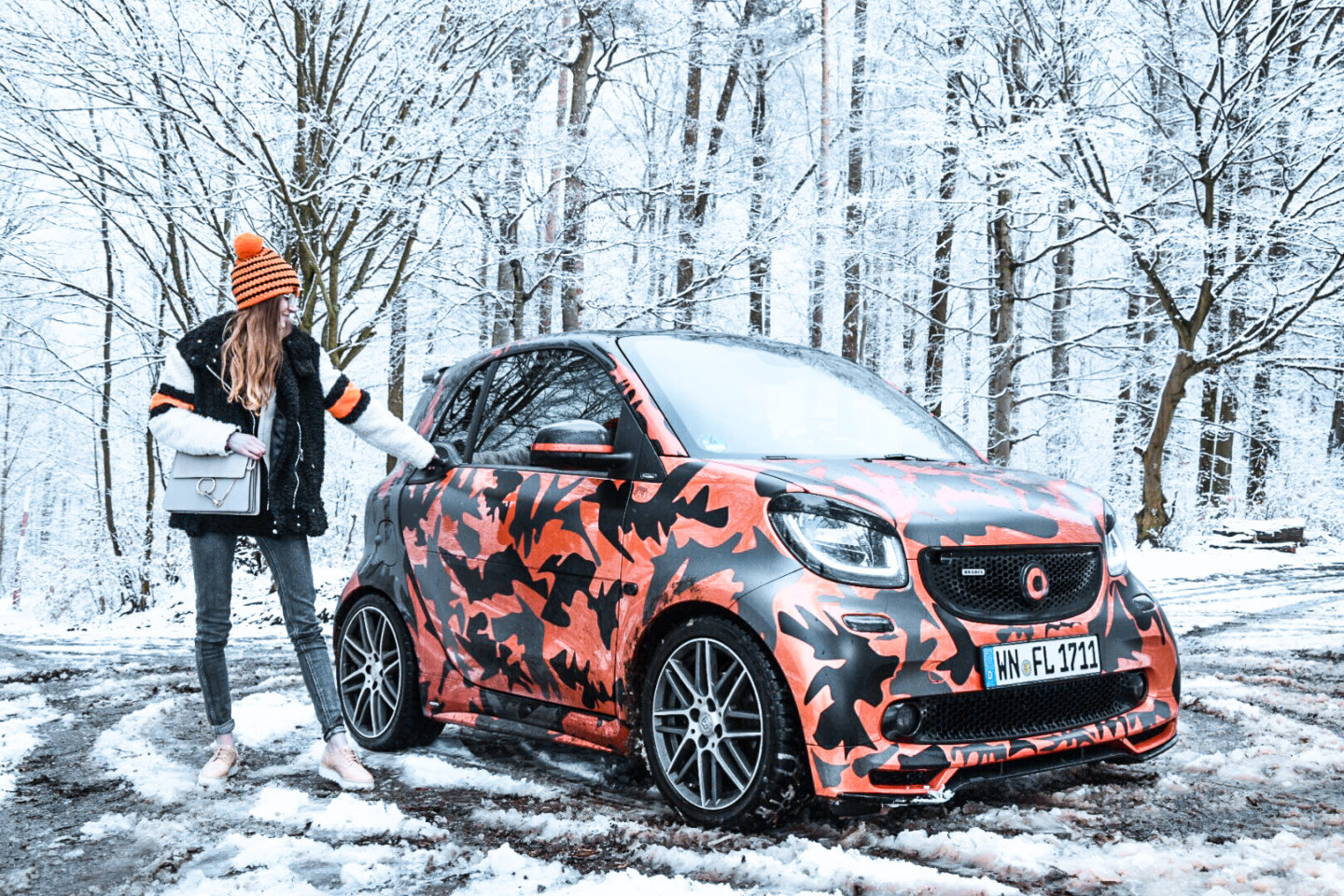 CARSANDFASHION: THE CHILLED ORANGE VS. SMART FOR TWO 453